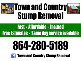 Town & Country Stump Removal LLC